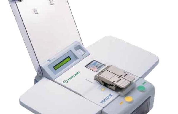 Conector  estéril de líneas TSCD